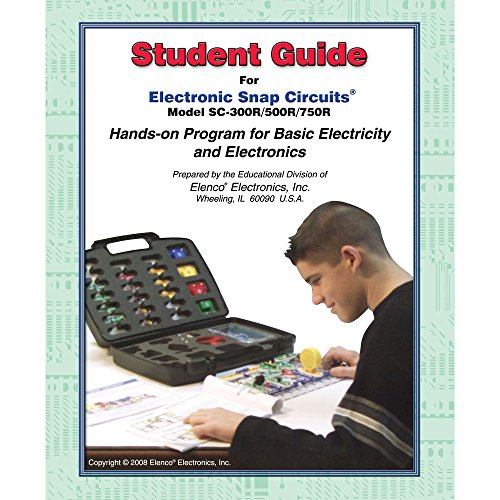 Snap Circuits Extreme Student Guide - Projects 1-765