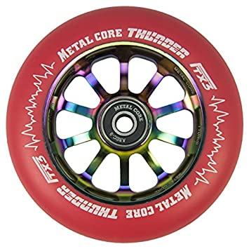Metal Core Rueda Thunder Rainbow para Scooter Freestyle ...