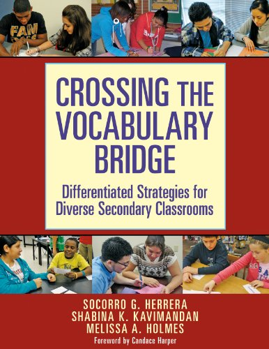 Crossing the Vocabulary Span: Differentiated Strategies for Diverse Secondary Classrooms