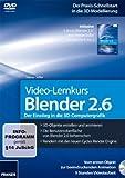 Blender 2.6 Video Lernkurs