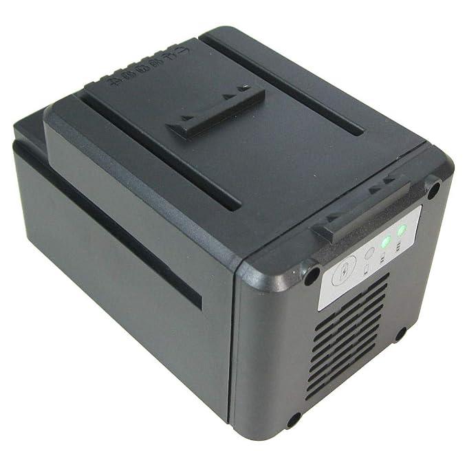 1 opinioni per Trade Shop Premium Batteria agli ioni di litio 40V/2000mAh/80WH adatto per