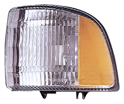 Eagle Eyes CS023-U000R Dodge/Plymouth Passenger Side Park/Signal Marker Lamp Lens and Housing CH2521119V rm-EGL-CS023-U000R