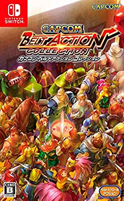 Capcom Belt Action Collection Nintendo Switch (Idioma ...