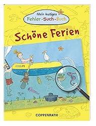 Mein lustiges Fehler-Such-Buch: Schöne Ferien: Verkaufseinheit