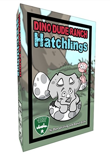 - Letiman Games Dino Dude Ranch Hatchlings Expansion