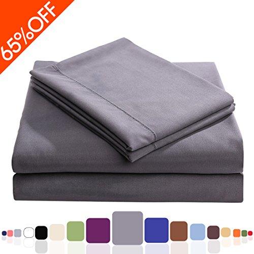 free shipping balichun microfiber bed sheet set super. Black Bedroom Furniture Sets. Home Design Ideas