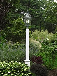 Good Directions Lazy Hill Farm Designs 999013 Cambridge Lantern Post (Discontinued)