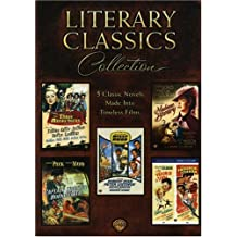 Literary Classics Collection (Madame Bovary (1949), Captain Horatio Hornblower, The Three Musketeers (1948), The Prisoner of Zenda (1937 and 1952 Versions), Billy Budd)