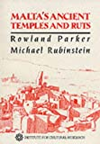 Malta's Ancient Temples and Ruts, Rowland Parker and Michael Rubinstein, 0904674142