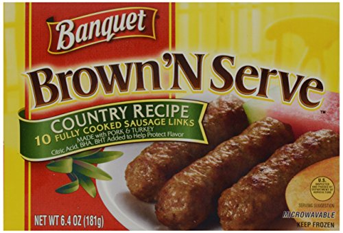 Sausage & Bacon