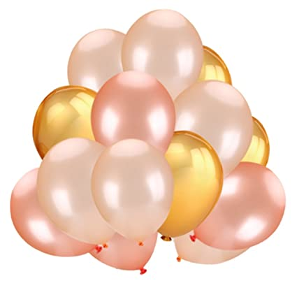 30 High Quality Pearlised Latex Balloons Wedding Birthday Party Decor Photo Prop