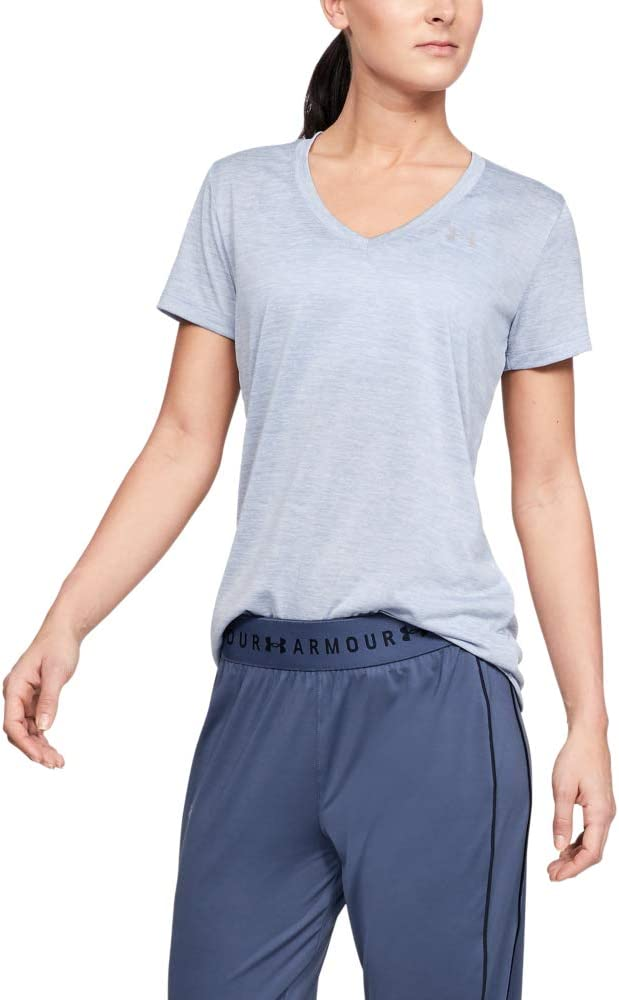 TALLA S. Under Armour Tech Ssv - Twist - Camiseta Mujer