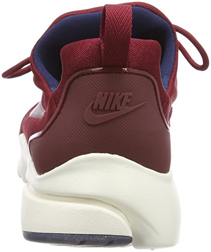 NIKE Team Red de Team Rouge Red Fly sail Gymnastique navy Presto 604 Homme Chaussures 4q6BR