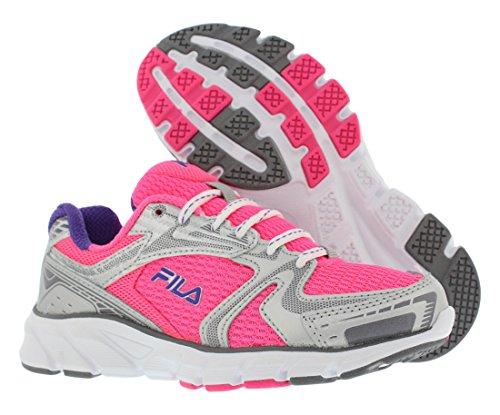 Fila Kids Approche Sneaker Fuchsia / Argent / Violet