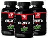 Product review for Wild oregano new roots - Wild Mediterranean Oregano Oil 1500mg - Anti aging - 3 Bottles 180 Capsules