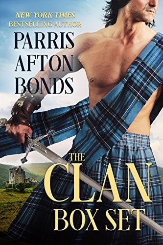 2-in-1 Boxed Set Alert for #PrimeDay! THE CLAN BOX SET by Parris Afton Bonds