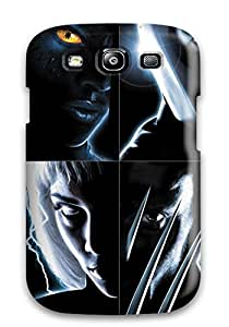 Durable Protector Case Cover With X-men Hot Design For Galaxy S3