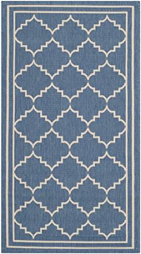 Indoor Outdoor Rug In Blue: Amazon.com