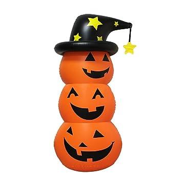 Halloween Kürbis Dekorationen Kürbis Aufblasbare Roly Poly Dekoration Für  Die Fee