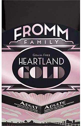 Fromm Prairie Gold Grain Free Adult 4lb