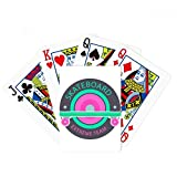 Winter Sport Skateboard and Extreme Team Poker Playing Cards Tabletop Game Gift