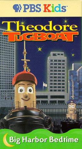 Theodore Tugboat - Big Harbor Bedtime [VHS]