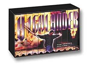 Highlander - The Series, Season 3 Video Set [VHS]