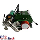 USA Stock - AC110V High Speed Hot Air Banner Welder Welding Machine with 30mm Welding Width