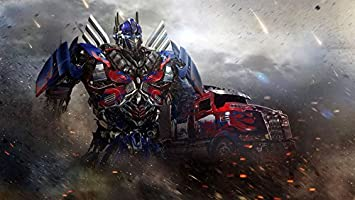25 X 14 Inch Or 43 24 Transformers Age Of Extinction Waterproof Poster