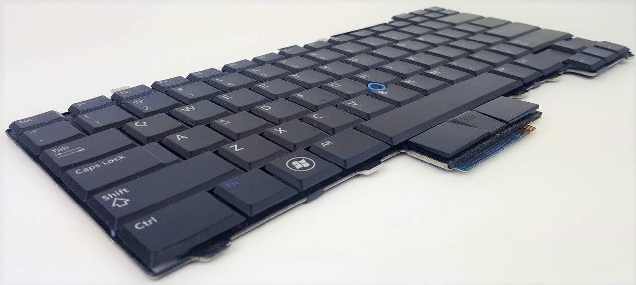 WX4JF - Dell Latitude E6400 / E6410 / E6500 / E6510 Backlit Laptop Keyboard  - WX4JF - Grade A