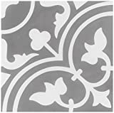 Rustico Tile and Stone RTS15 Roseton D Cement
