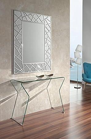 Dugarhome Consola Cristal 105x75 Corinto CON-08: Amazon.es ...