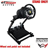 GT Omega Steering Wheel stand suitable For the Thrustmaster TX Racing Wheel Ferrari
