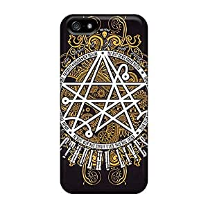 IanJoeyPatricia Iphone 5/5s Great Hard Cell-phone Case Support Personal Customs Vivid Metallica Series [Efw4284bPnS]