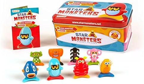 Magic Box Star Monsters Tin: Amazon.co.uk: Toys & Games