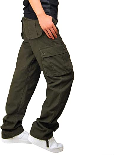 Fuxinhe Hombres Pantalone De Trekking Aire Libre Camuflaje Camo Soft Shell Ligeros Pantalones Cargo Tallas Grandes Multi Bolsillos Tubo Recto Tactico Pantalones Amazon Es Ropa Y Accesorios