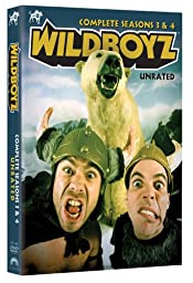 Wildboyz - Complete Seasons 3 & 4 Unrated