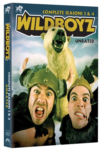 Wildboyz - Complete Seasons 3 & 4 (Alex Acuna Series)