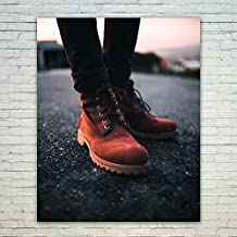 Westlake Art - Poster Print Wall Art - Shoe Boot - Modern Picture Photography Home Decor Office Birthday Gift - Unframed - 16x20in (*d9-08d-92e)