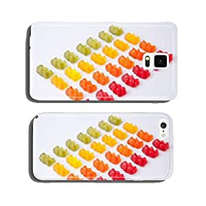 Colorful gummy bears cell phone cover case iPhone6 Plus
