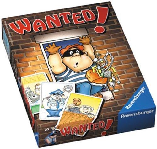 Ravensburger 20757 - Wanted!