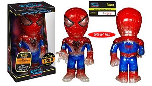 "Blaze Spider-Man: ~10"" Marvel Universe x Premium Funko Hikari Sofubi Vinyl Figure (Only 1500 PCS Made World Wide)"