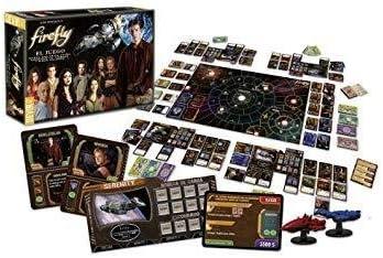 Devir - Firefly, Juego de Mesa (221633): Amazon.es: Juguetes y juegos