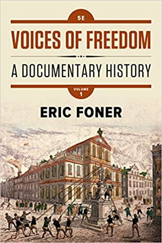 Amazon voices of freedom a documentary history fifth edition amazon voices of freedom a documentary history fifth edition vol 1 ebook eric foner kindle store fandeluxe Gallery