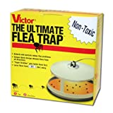 Victor M230 Ultimate Flea Insect Trap Keep Your Pets Happy & Your Home Flea Free