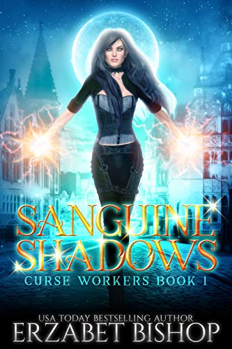 Salem Ball Halloween (Sanguine Shadows (Curse Workers Book)