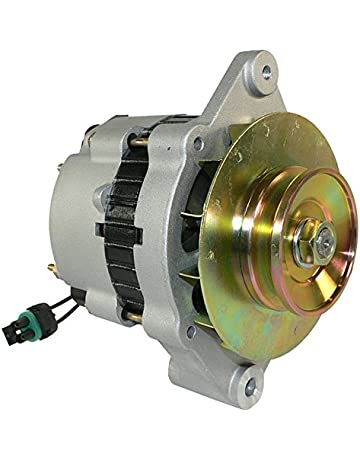 DB Electrical AMN0003 New Diesel Alternator For Bobcat 6632211 6661611 A000B0431, Mando Bobcat Clark Skid
