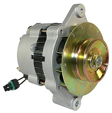 db electrical amn0003 new diesel alternator for bobcat 6632211 6661611  a000b0431, mando bobcat clark skid