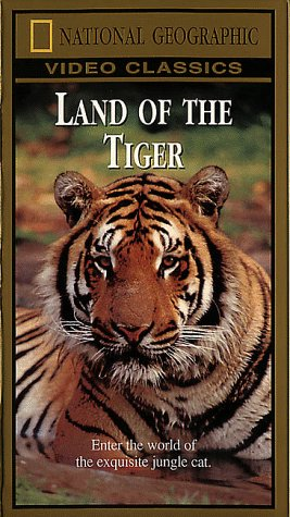 Amazon Com National Geographic S Land Of The Tiger Vhs National
