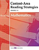 Content-Area Reading Strategies, Walch Publishing Staff, 0825143357